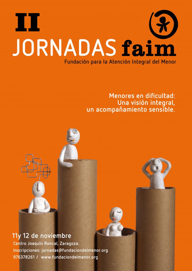 Cartel de Marta Boza, Jornadas Faim