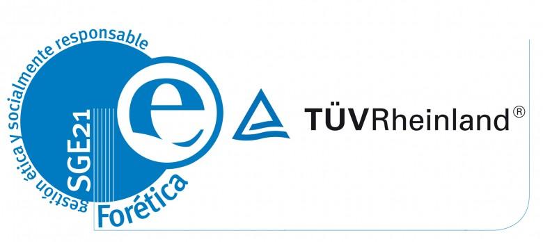 sello certificación SGE21