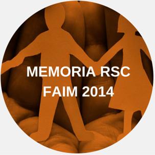 MEMORIA RSC 2014
