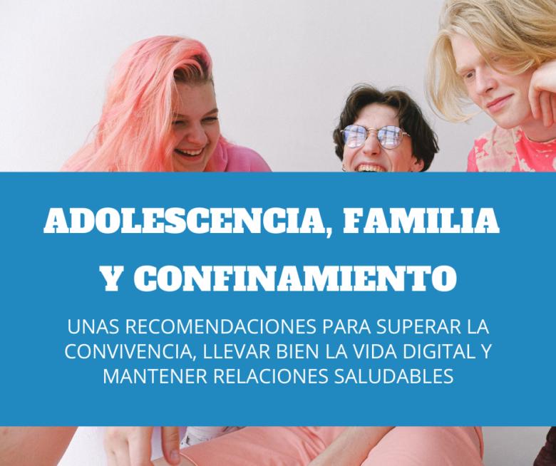 Adolescencia y familia en pandemia