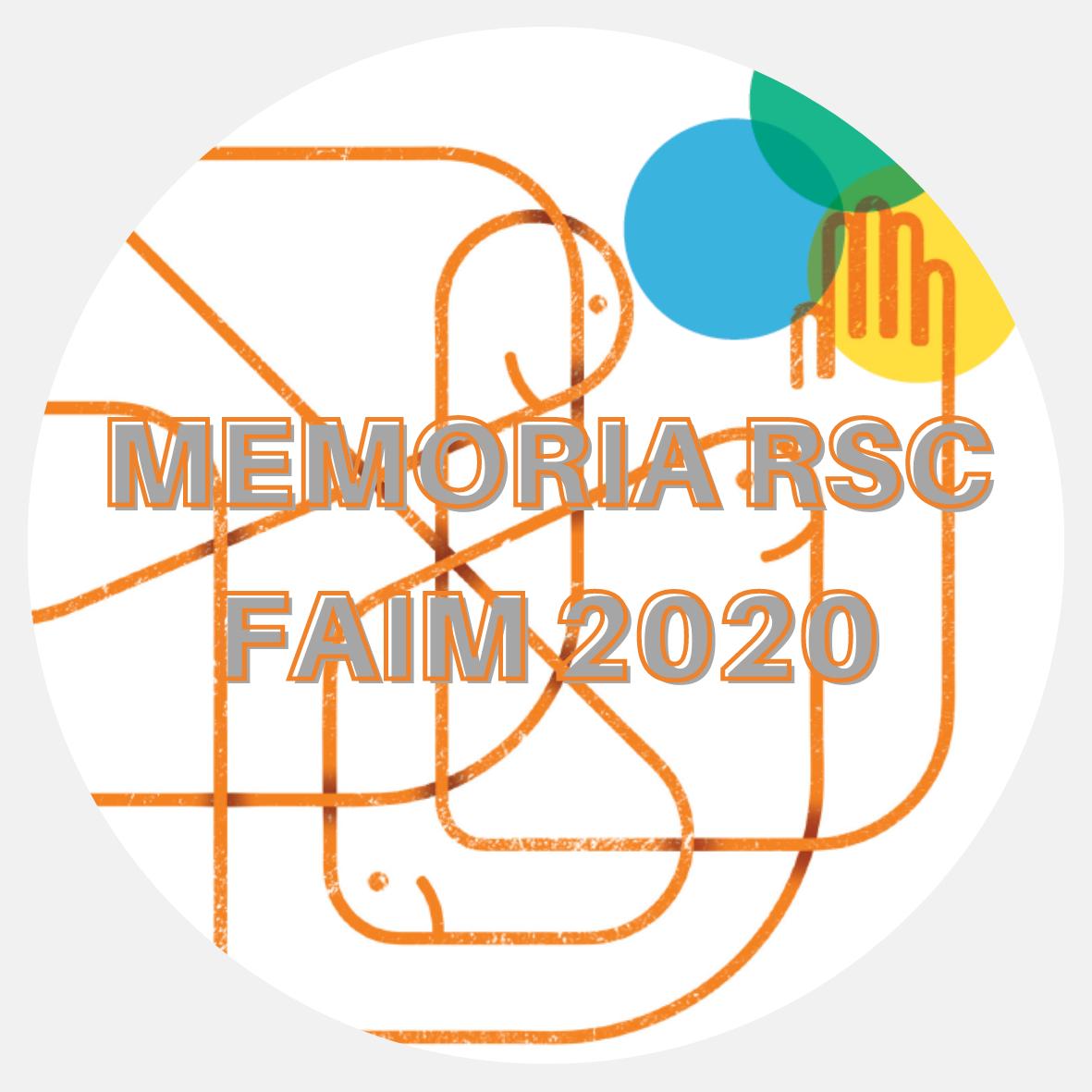 memoria rsc 2020